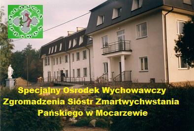 Specjalny Ośrodek Wychowawczy w Mocarzewie