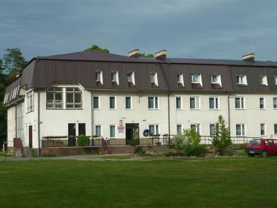 Zespół Szkół Specjalnych-budynek szkoły